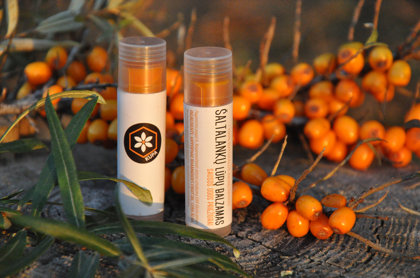 SEA BUCKTHORN lip balm stick